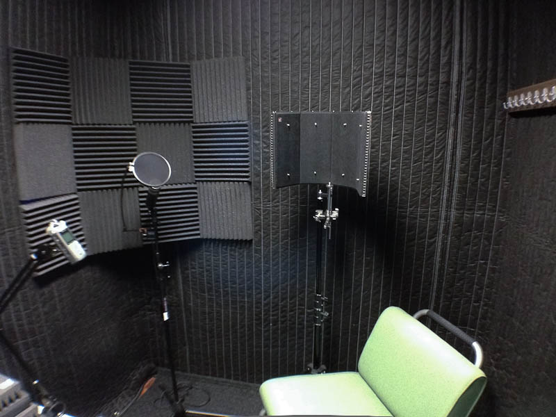 Stupendous 5 Cheap And Quick Tips On How To Build A Recording Booth Largest Home Design Picture Inspirations Pitcheantrous