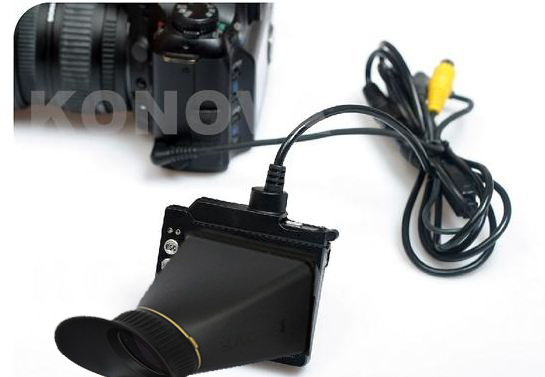 Remote-LCD-LCDVF-viewfinder