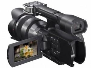 sony-nex-interchangeable-lens-camcorder