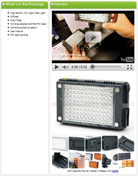 cheesycam-z96-led-video-light