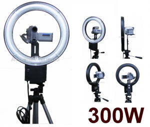 300w-ring-light