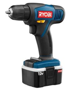 Ryobi-12V-Cordless-Drill