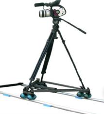 Swift camera dolly kit