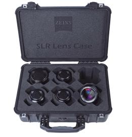 Zeiss SLR Lens Set with Waterproof Case