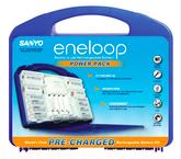 Sanyo Eneloop Kit