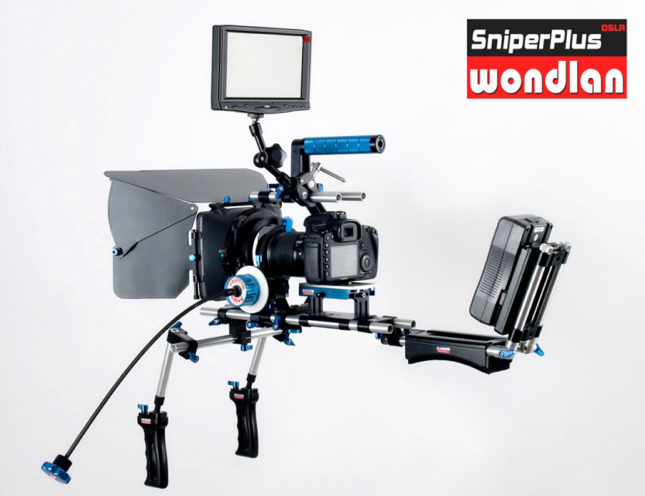 Wondlan Shoulder Rig