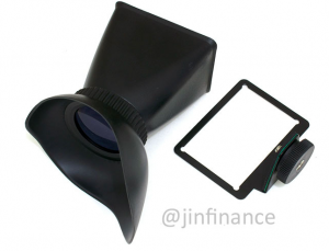 DSLR LCD View Finder 60D