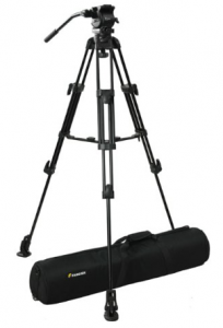 fancier fluid head tripod fc-02h