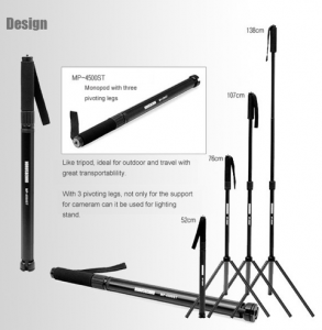 Monopod light Stand
