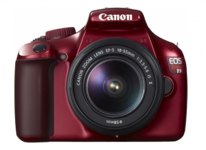 Canon Red T3 Bodies
