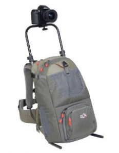 Click Elite backpack stand