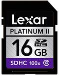 Lexar 16GB SDHC