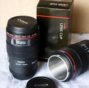 Canon 100mm Macro IS Coffee Mug