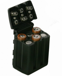 Sony AA Battery Case