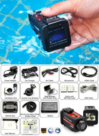 Crocolis HD Camera