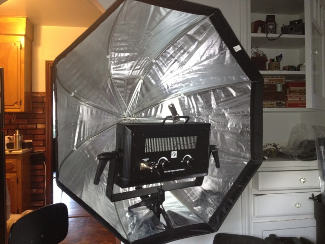 Octagon-Softbox
