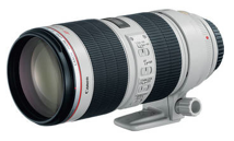 Canon 70-200mm F/2.8L IS II F/2.8