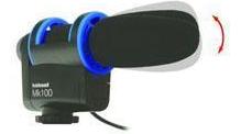 Hahnel MK100 microphone