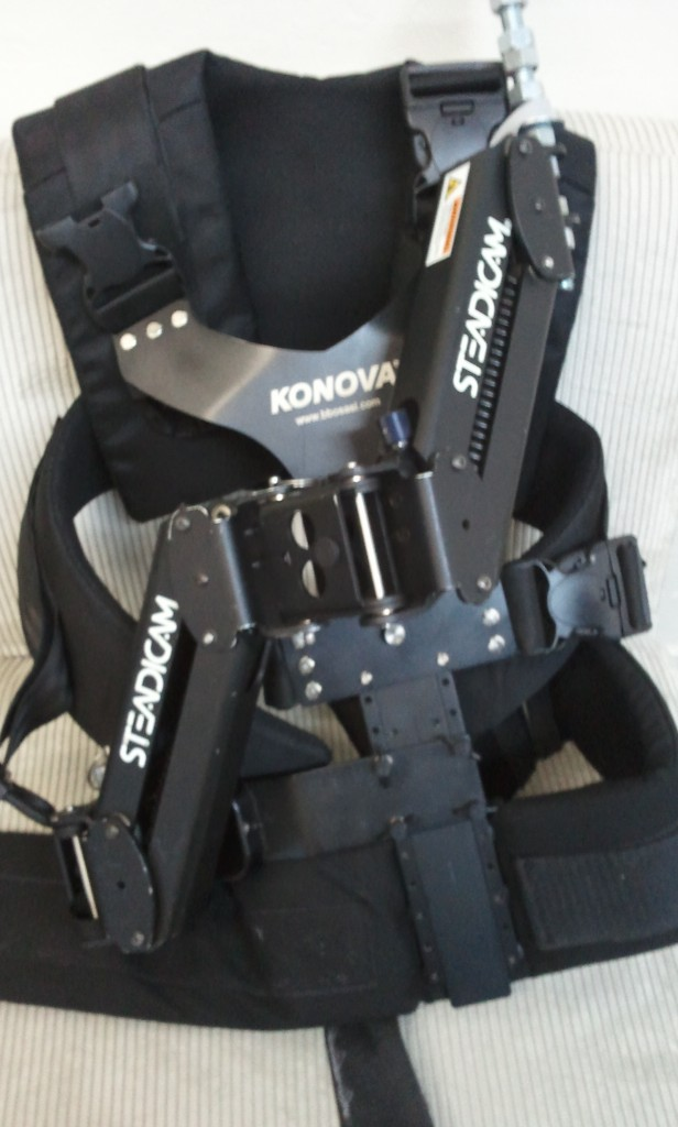 Steadicam Vest Konova Glidecam Stabilizer Fix Repair