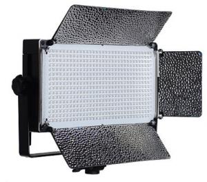 500 LED light XLR adapter 12V battery