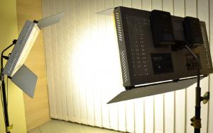 Camtree 2000 LED video Light kit