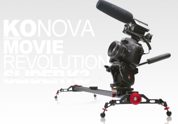 Konova Motorized Slider