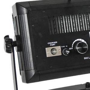 XLR battery 500 LED Light