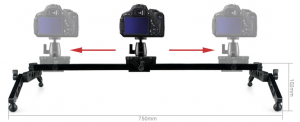 F&V New Video Camera Slider