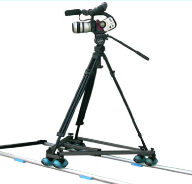Folding Tripod Track Dollies
