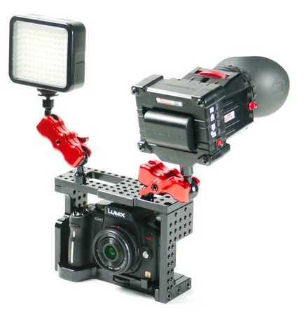Gini DSLR Cage GH1 GH2 cameras