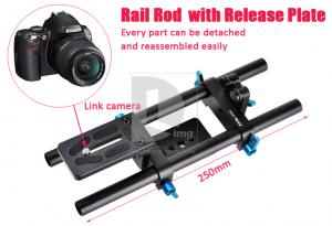 15mm base set rails