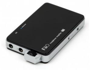 Fiio Headphone Preamp DSLR Amp Pre-amp