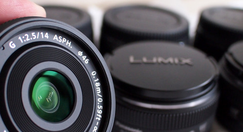 Panasonic 14mm Lenses