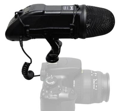 Opteka VM-200 Stereo Microphone