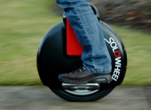 Solo Wheel Steadicam Segway Self Balancing Gryo Stabilized