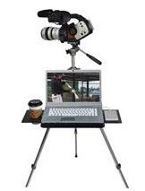 Tripad Tripod Desk Mobile Workspace