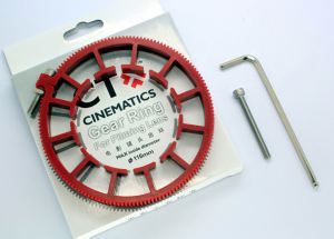 Cinematics Lens Gear