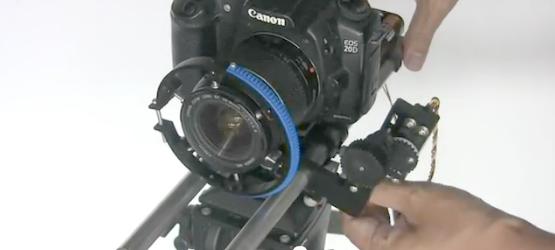 gt35 follow focus system