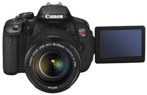 Canon T4i VariAngle LCD