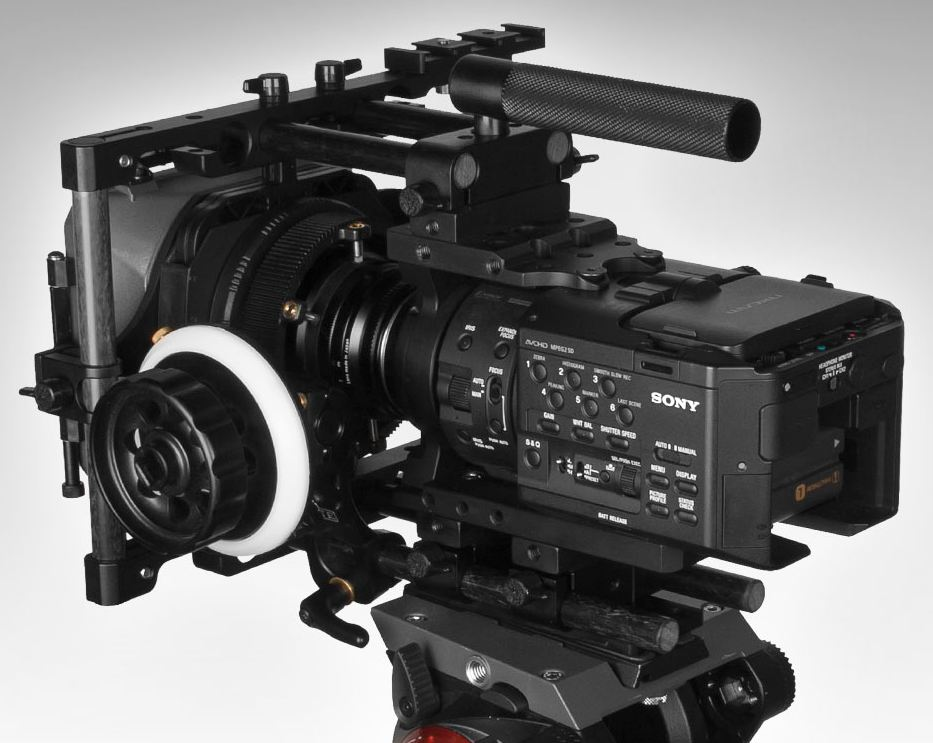 Cinevate-FS100-Rig