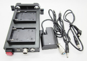 Sony Battery Tray Rig DSLR Video