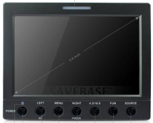 5-6 inch HDMI LCD HD 1280x800
