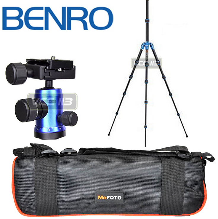 Benro-Travel-Bag-MeFoto-Tripod