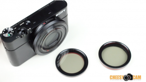 ND CPL filter Sony RX100