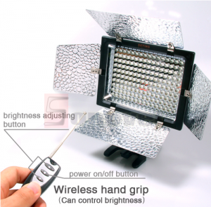 Ke Ying Keying 160 LED Video light