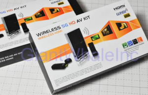 Wireless HDMI Streaming Kit