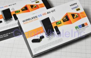 Wireless HDMI Streaming Kit