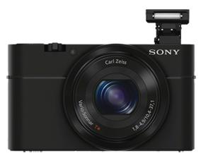 Sony RX100 Camera