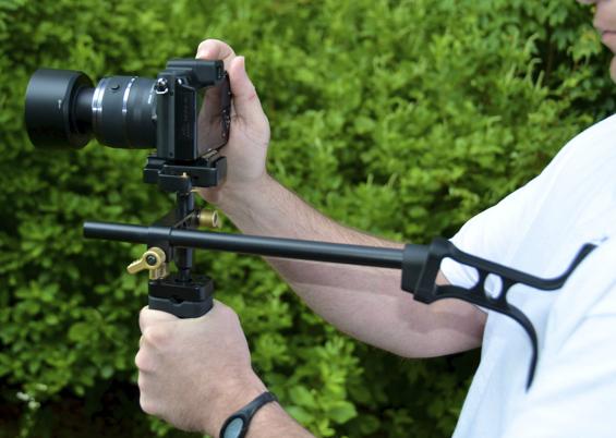 Target Striker Shooter DSLR Video Gun Stock