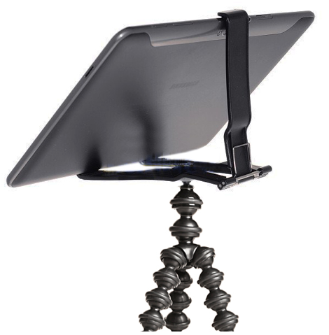 iPad Tablet Tripod Mount